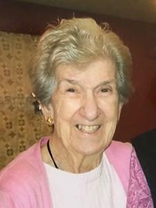 Obituary photo of Betty Creel, Dove-Kansas