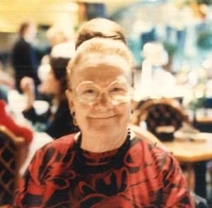 Obituary photo of Dorothy Roman, Akron-Ohio