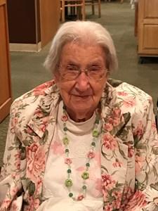Obituary photo of Edna Shaffer, Topeka-Kansas