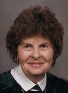 Obituary photo of Wilma Noel, Cincinnati-Ohio