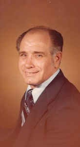 Obituary photo of Walter Dibert, Toledo-Ohio