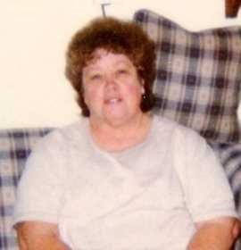 Obituary photo of Sally Turpin, Dayton-Ohio
