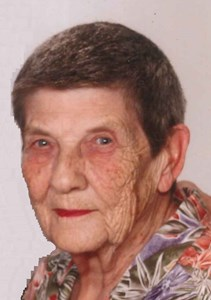 Obituary photo of Rose Vobach, Topeka-Kansas