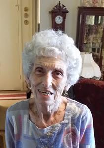 Obituary photo of Frances Giese, Dove-Kansas