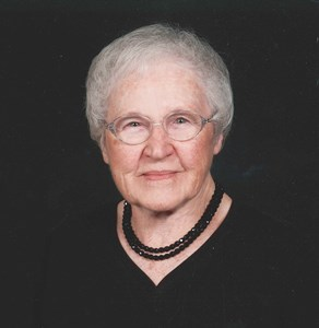 Obituary photo of Grace Hart, Dove-Kansas