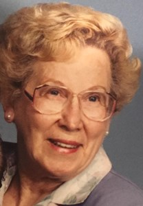 Obituary photo of Lucille Freer, Dayton-OH
