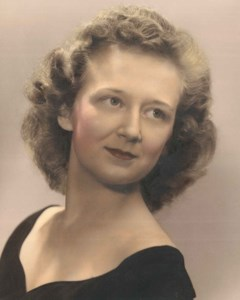 Obituary photo of Mary Byers, Topeka-Kansas