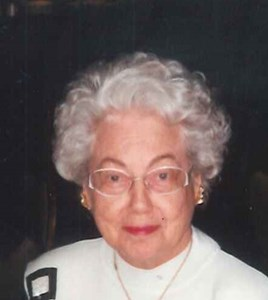 Obituary photo of Muriel Parhomek, Topeka-Kansas