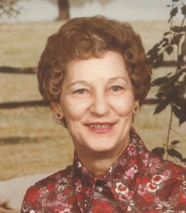 Obituary photo of Ethel Dennis, Topeka-KS