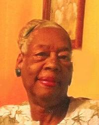 Obituary photo of Bernice Robinson, Cincinnati-OH