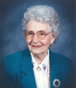 Obituary photo of Wilda Tholl, Topeka-Kansas