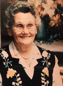 Obituary photo of Bertha Cameron, Junction City-Kansas