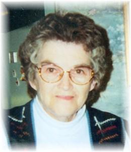 Obituary photo of Fannie Geoghegan+Edington, Louisville-Kentucky