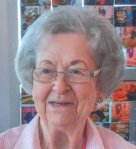 Obituary photo of Marjorie Rawson, Topeka-Kansas