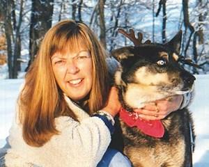 Obituary photo of Christine Huske+Barnes, Dove-Kansas