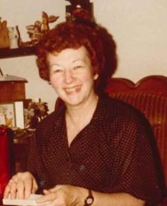 Obituary photo of Kathleen Ratekin, Dove-Kansas