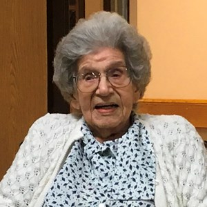 Obituary photo of Helen Price, Dove-KS