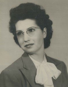 Obituary photo of Agnes Sanders, Topeka-Kansas