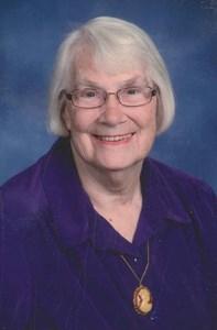 Obituary photo of Doris Thompson+Hollinger, Topeka-KS