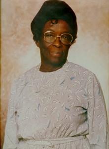 Obituary photo of Florence Morris, Junction City-Kansas