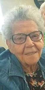 Obituary photo of Nellie Call-Tangney, Dove-Kansas