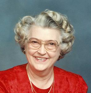 Obituary photo of Ruth Parrish, Cincinnati-Ohio