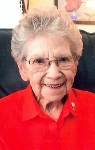 Obituary photo of Norma Johnston, Topeka-Kansas