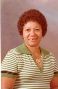 Obituary photo of Effie Chatmon, Dayton-Ohio
