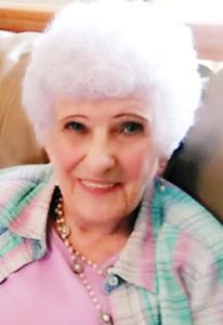 Obituary photo of Doris Brown, Dove-KS