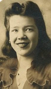 Obituary photo of Almeda Hale, Cincinnati-OH