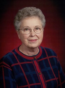 Obituary photo of Velma Miller, Dove-KS