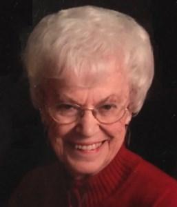 Obituary photo of Doris Baker, Topeka-Kansas