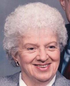Obituary photo of Florence Benson, Akron-OH