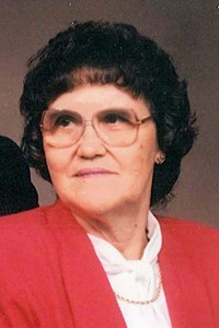 Obituary photo of Stella Guffey, Topeka-KS