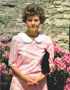 Obituary photo of Flora Romans, Columbus-OH