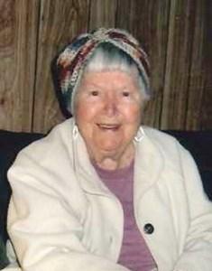 Obituary photo of Edna Skinner, Dayton-OH