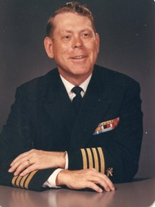 Obituary photo of Captain+Warren Hopkins%2c+USN+Ret., Olathe-KS