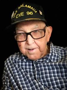 Obituary photo of Raymond Bergquist, Topeka-KS