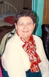 Obituary photo of Doris Peterson, Junction City-KS