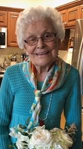 Obituary photo of Pauline Ricks, Dove-KS
