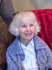 Obituary photo of Luella Burzlaff, Toledo-OH