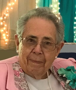 Obituary photo of Eula Haselwood, Dove-KS