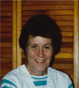 Obituary photo of Alvena Hebner, Louisville-KY