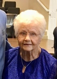 Obituary photo of Margie Jordan, Dove-KS