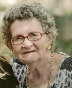 Obituary photo of Ruth Robinson, Dove-KS