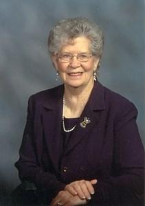 Obituary photo of Ednah Roeser, Junction City-KS