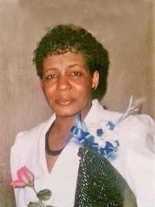 Obituary photo of Ruthie Taylor, Cincinnati-OH