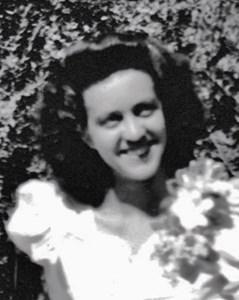 Obituary photo of Doris Graham, Dove-KS