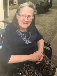 Obituary photo of Doris Tillman, Green Bay-WI