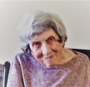 Obituary photo of Mary Holmes, Dove-KS
